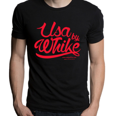Camiseta USA by Whike