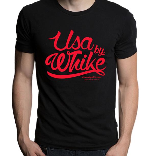 Camiseta USA by Whike